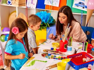 Primary Issues That Kids Must Study in Kindergarden College