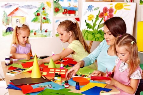 How To Select A Nursery To Increase Kid's Creativity